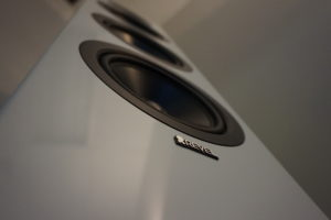 Revel Tower Speaker
